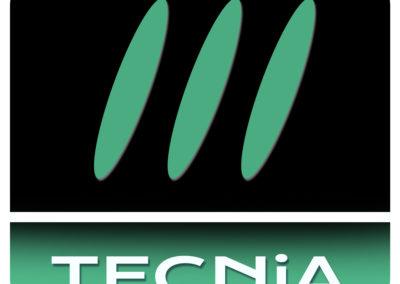 TECNiA Green Square Logo 2016