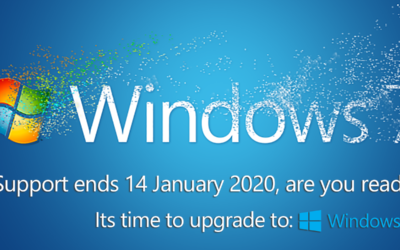Windows 7 – End of Life – What does it mean to me?