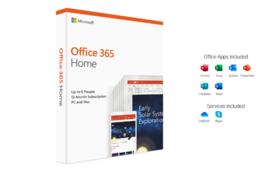 Microsoft Office for Home use